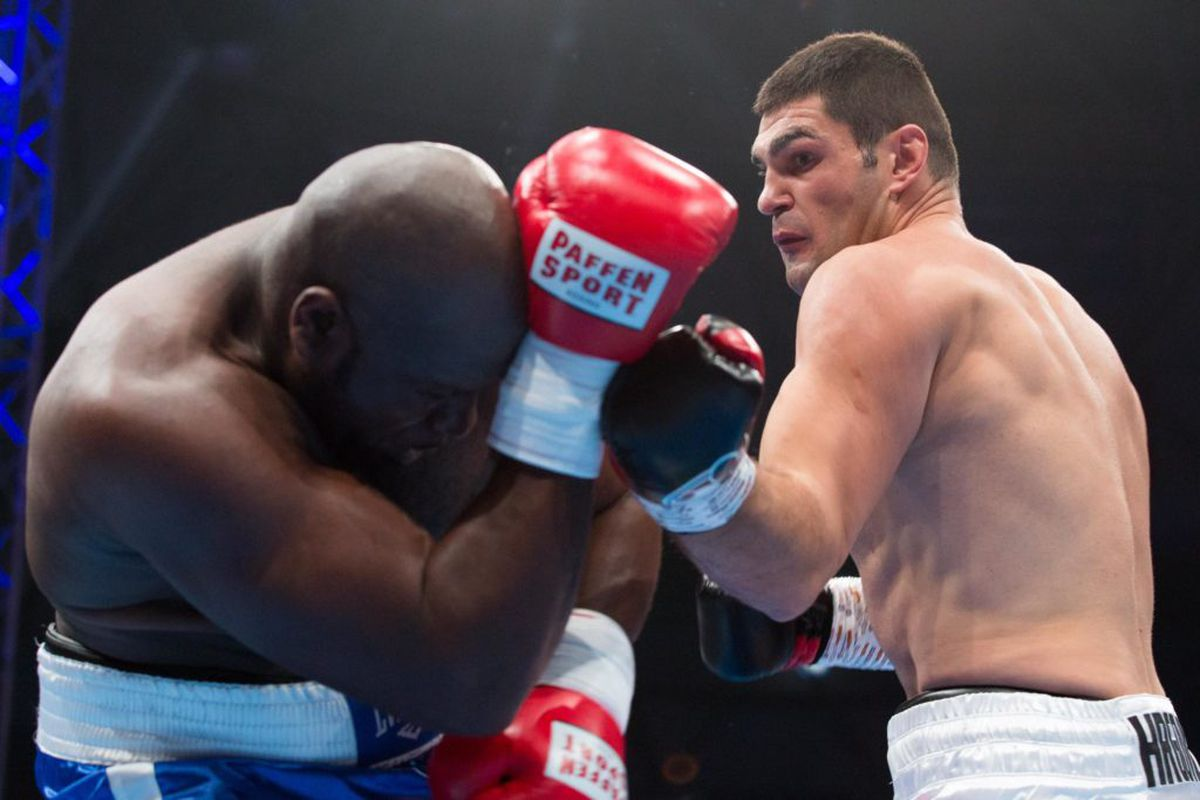 Filip Hrgovic shuts out Kevin Johnson to stay unbeaten