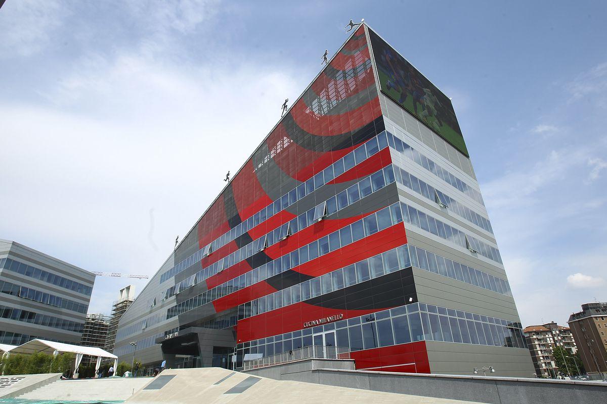AC Milan Unveils 'Casa Milan'