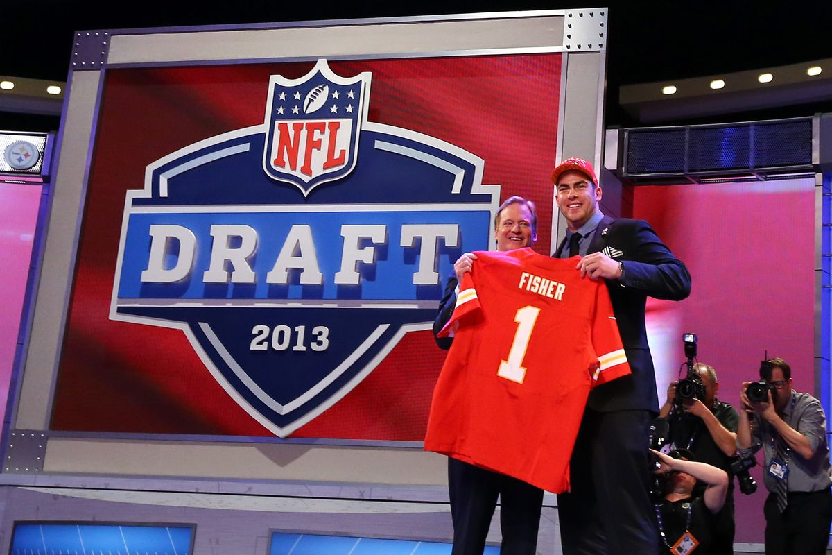 new product 66252 d0e0f Revisiting the 2013 NFL Draft shows us no pick is ever safe. New ...