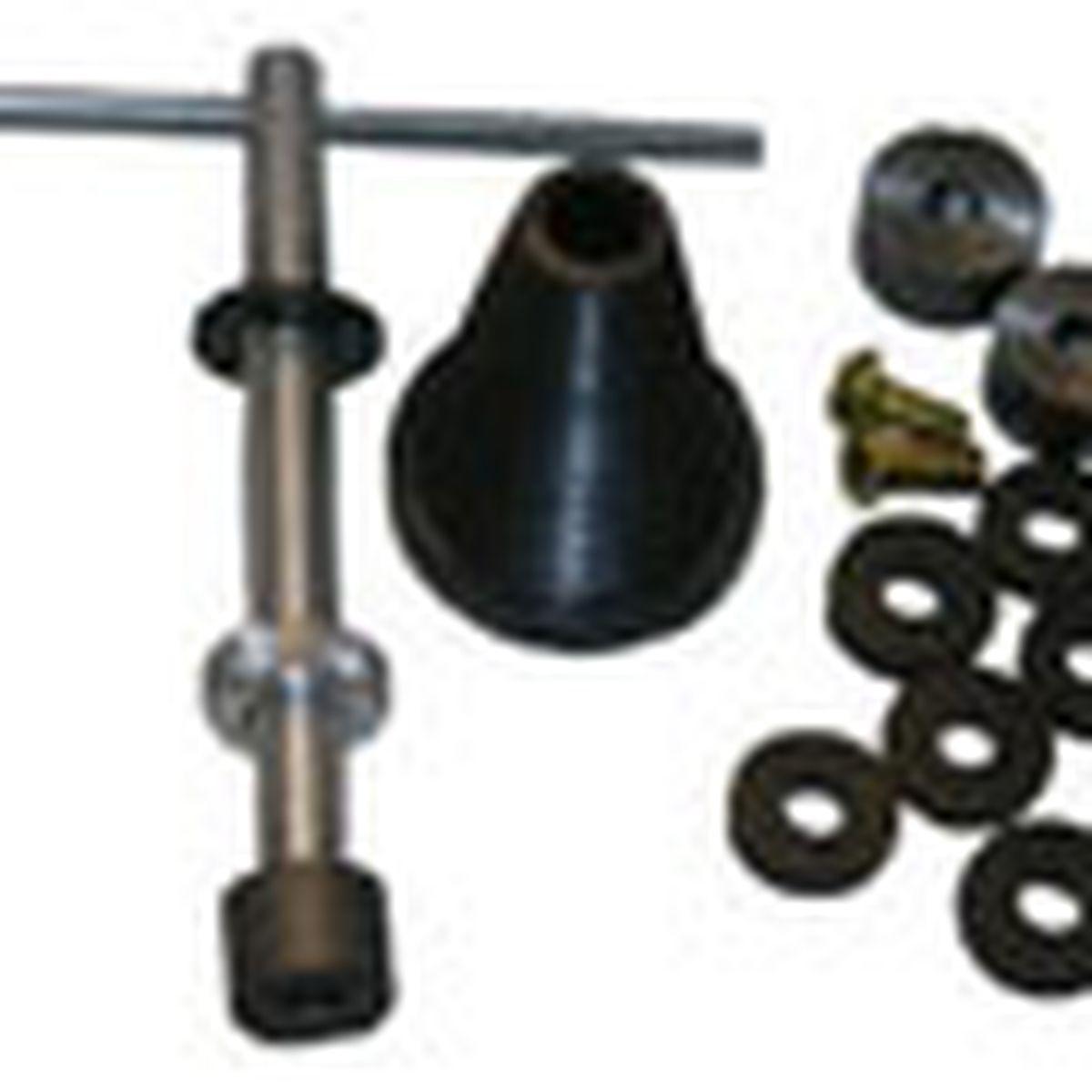 valve seat redressing tool