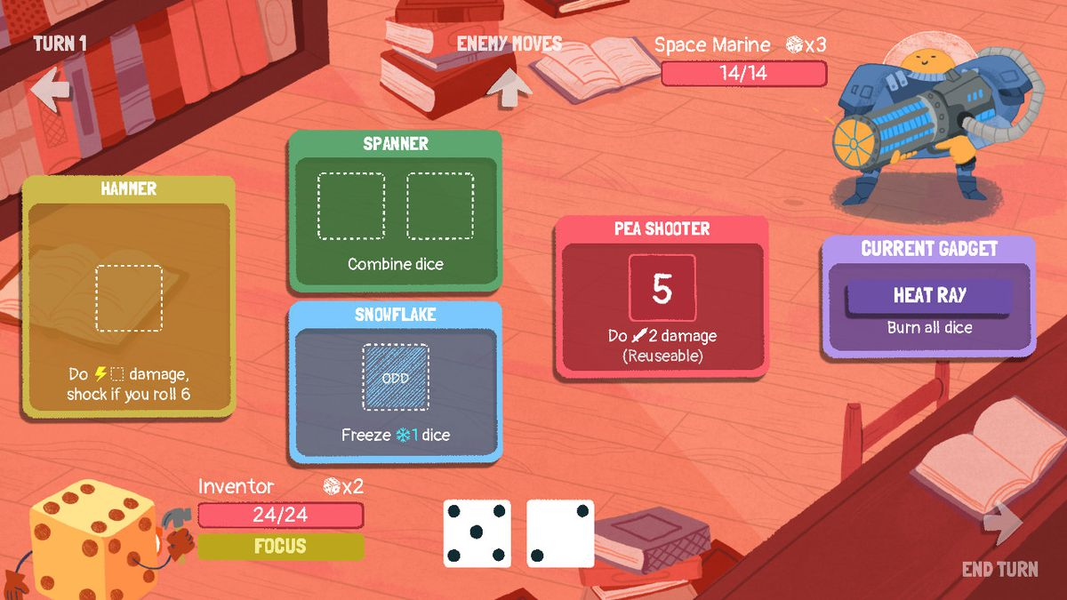 Dicey Dungeons adds much needed charm to deckbuilding