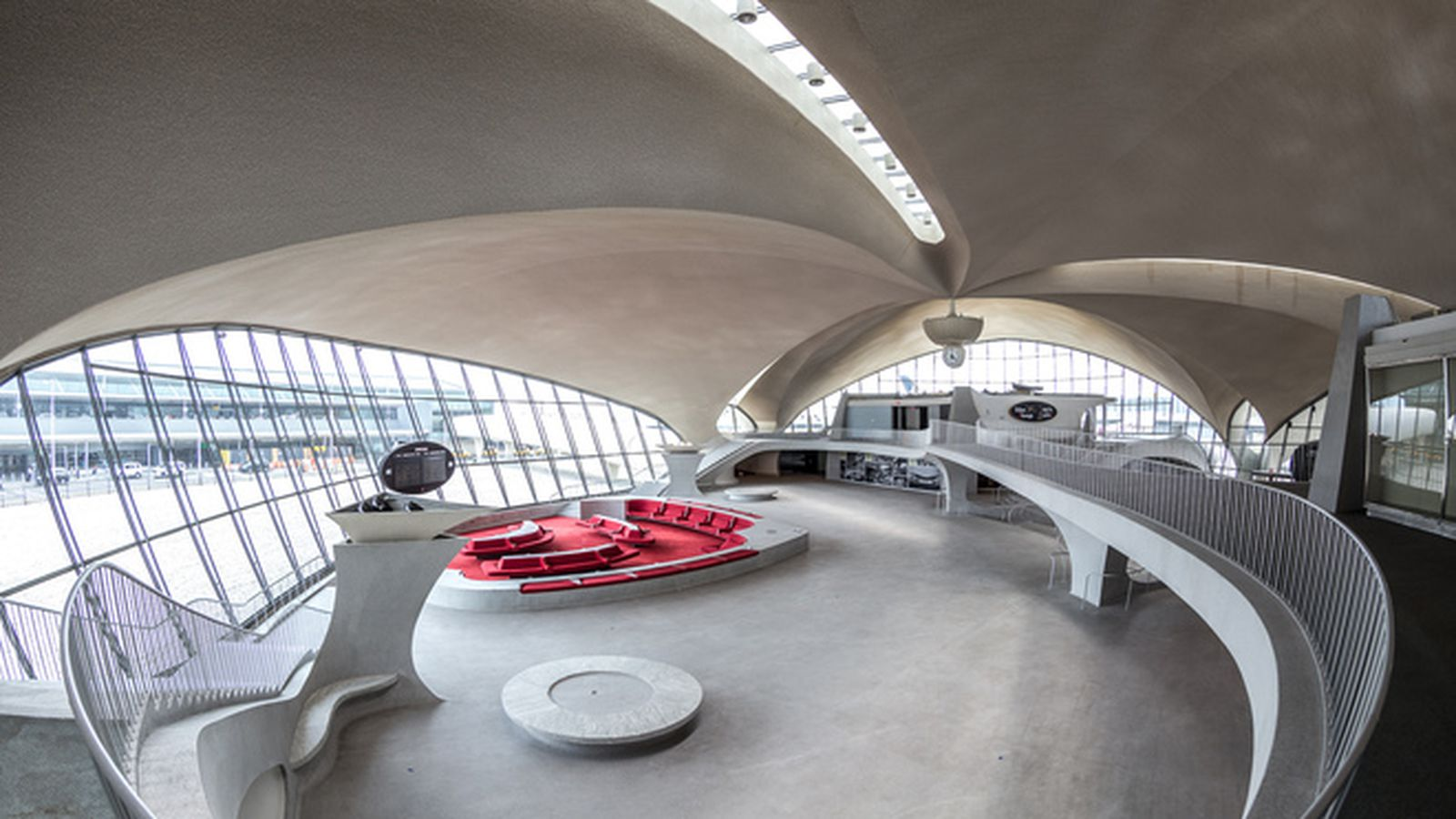 Twa Flight Center Hotel Is Officially On The Road To
