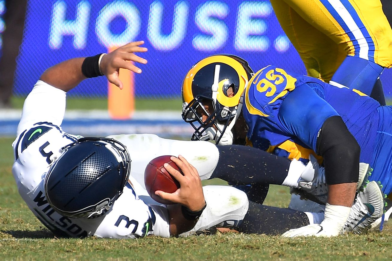Rams-Seattle Seahawks: Five Seahawks revisited