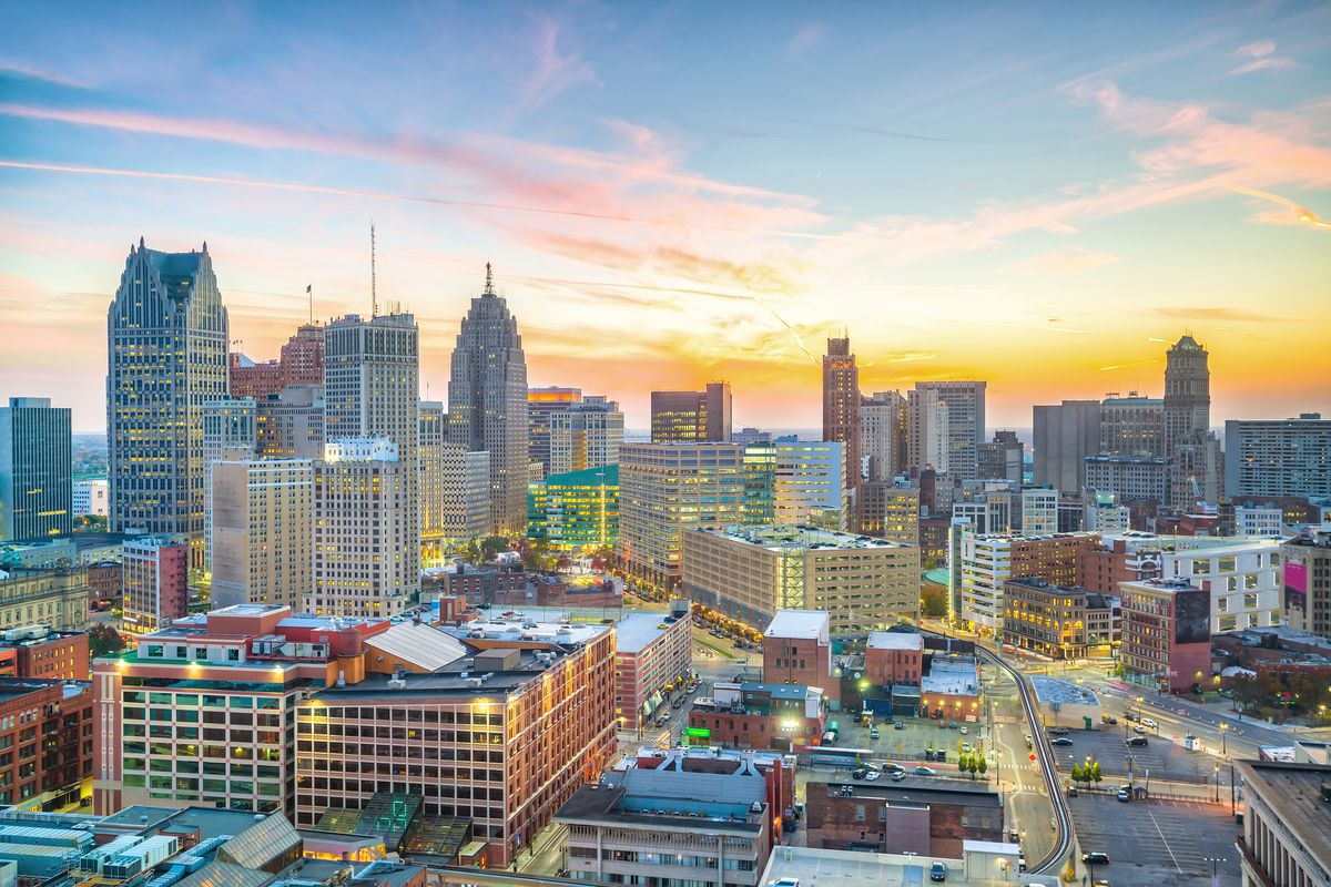 Detroit renters are looking at Cleveland Cincinnati and
