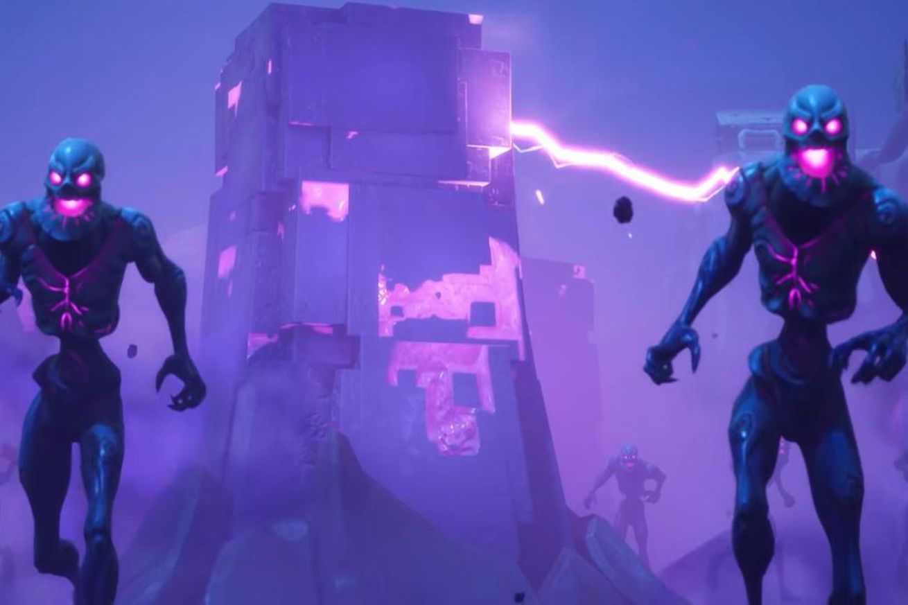 epic would really like you to stop calling the new fortnite monsters zombies