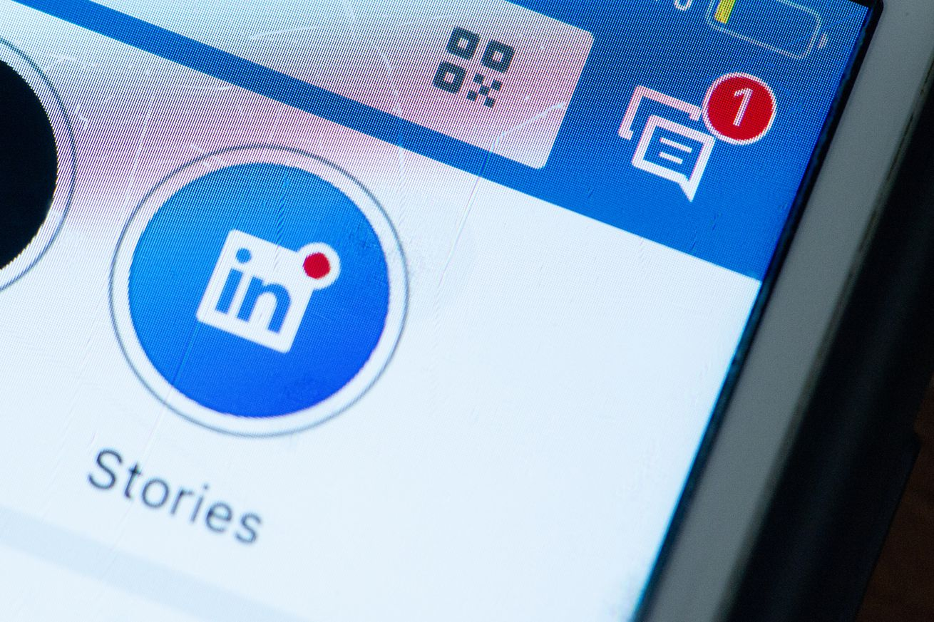 Linkedin Launches 24 Hours Stories