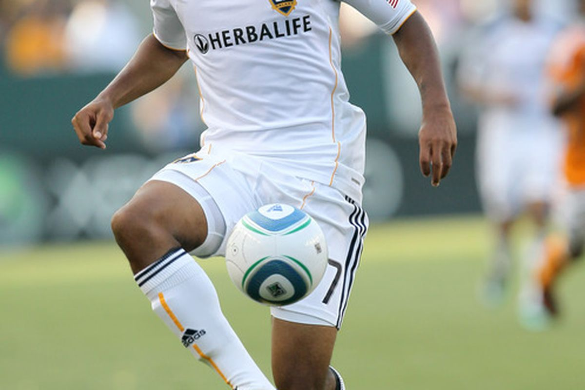 Tristan Bowen is one of several players to have emerged during the absence of Edson Buddle and Landon Donovan.