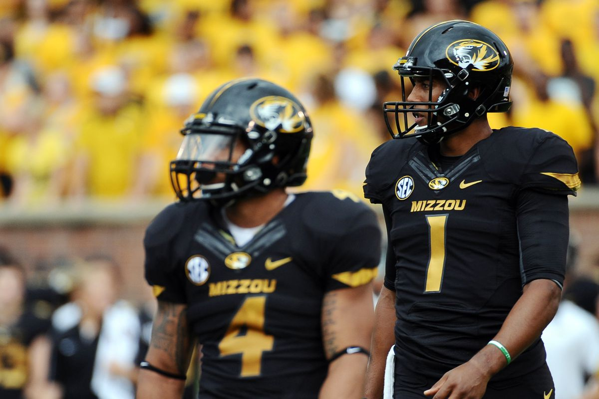 Can Missouri take down #6 Georgia in their first SEC game?  Come see how the FWtCT's staff feels about this game and the entire slate of week two games in the SEC. Mandatory Credit: Dak Dillon-US PRESSWIRE