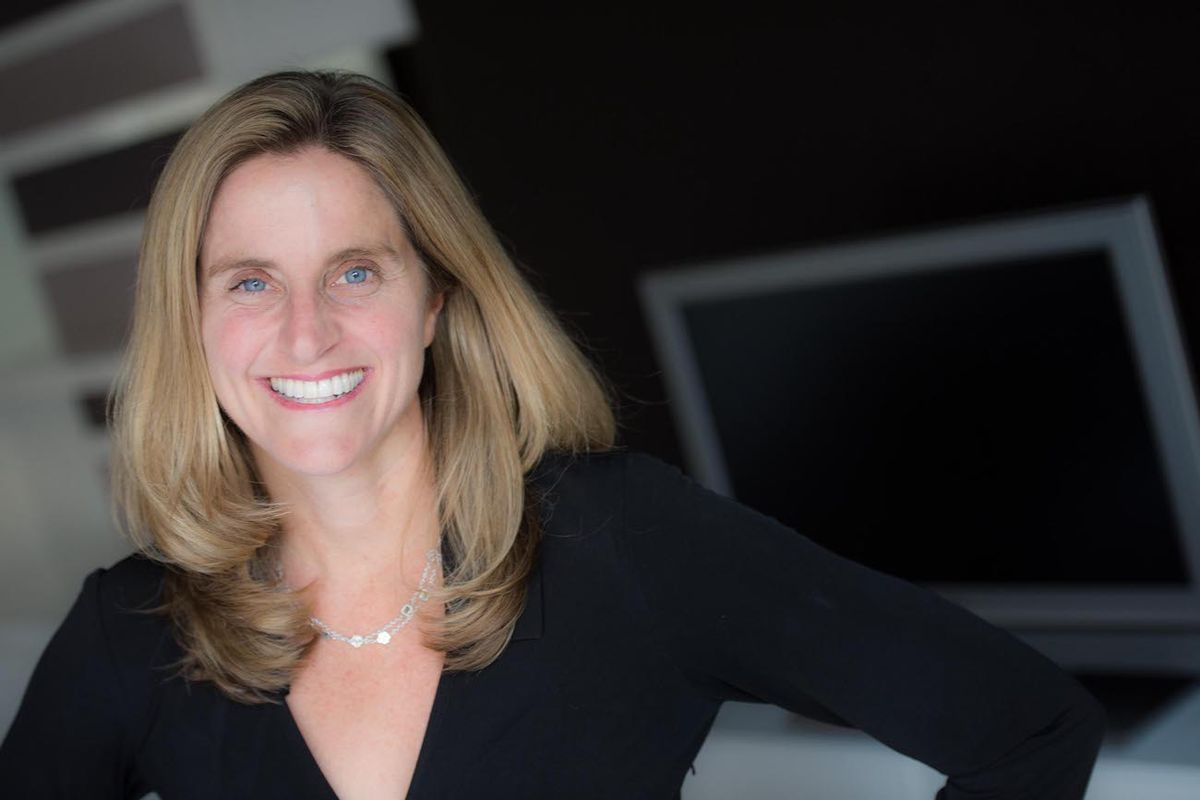 Rebecca Crowe will the be new president and CEO of Clayton Early Learning.