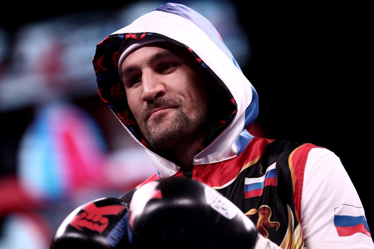 WBO light heavyweight title bout in Las Vegas: Canelo Alvarez vs Sergey Kovalev