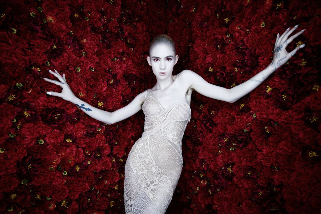 Grimes is changing her name to the symbol for the speed of light, encouraged by Elon Musk
