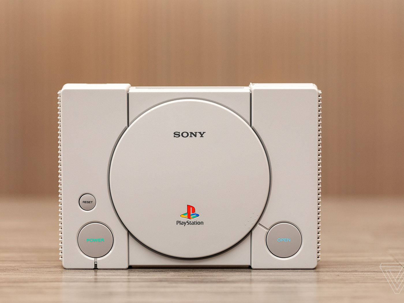 The PlayStation Classic has already been hacked to run games