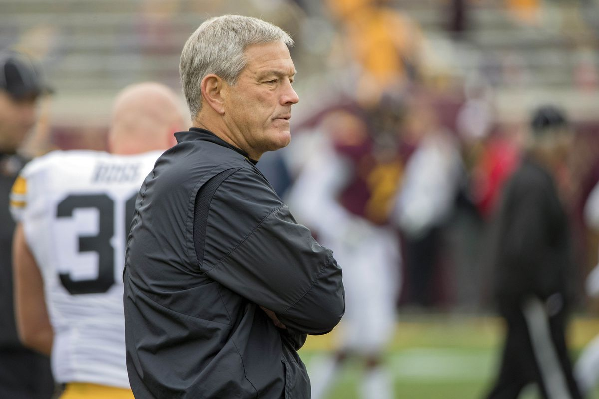 2f8c28e1c3c Kirk Ferentz might be the dean of major CFB, but is Iowa up or down in 2017?