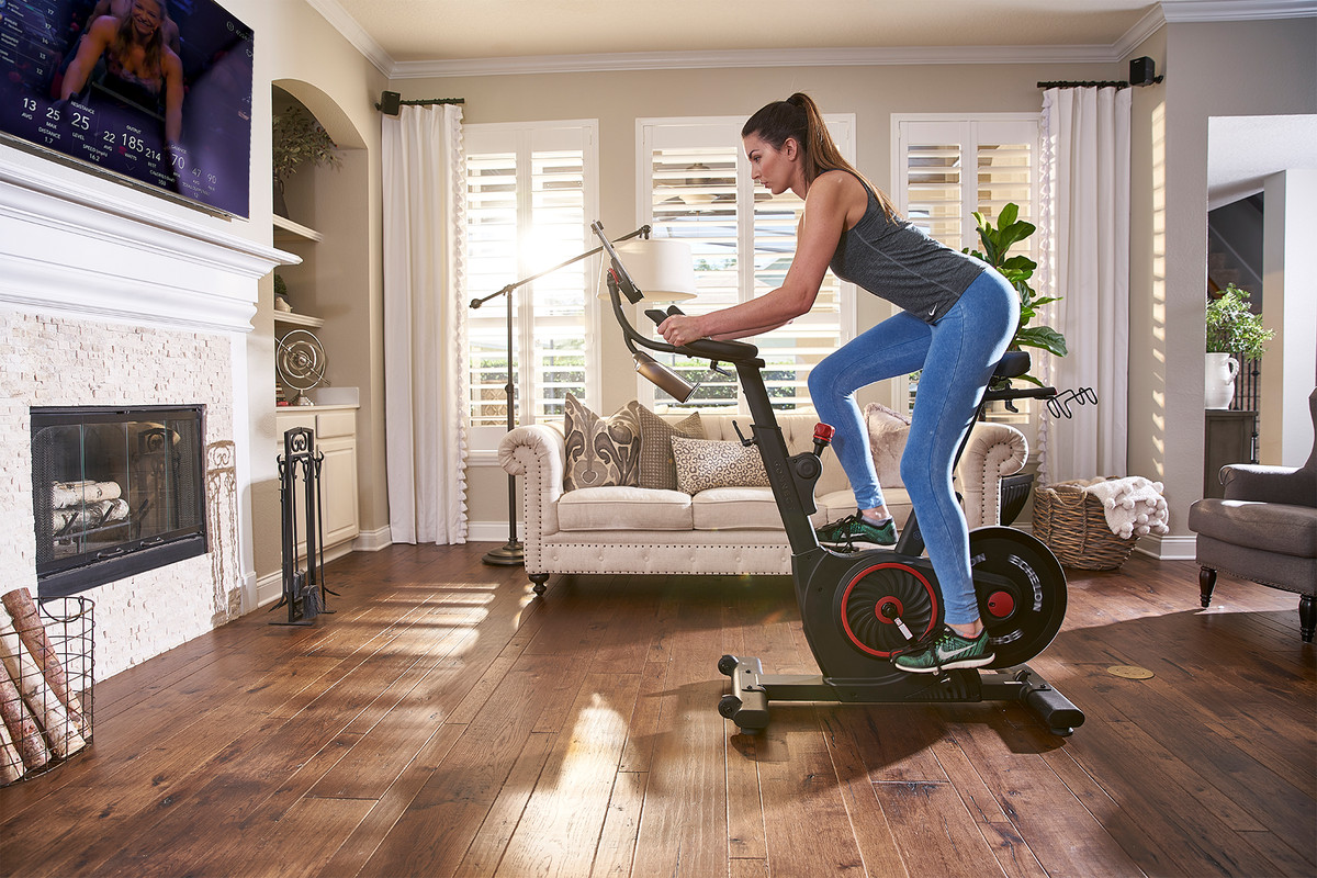 Peloton wannabes abound at CES 2020 - The Verge