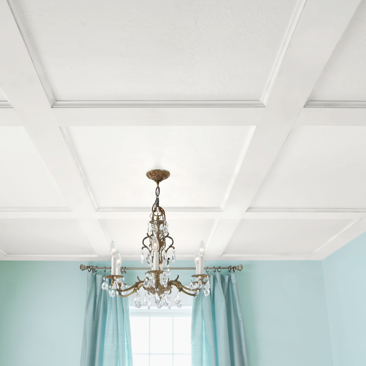 How To Build A Coffered Ceiling This Old House