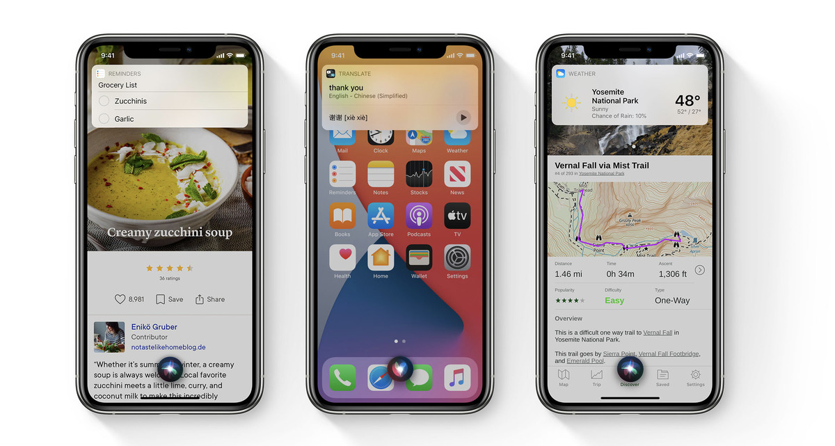 Ios 14 Vs Android Features The Iphone Borrowed From Google The Verge