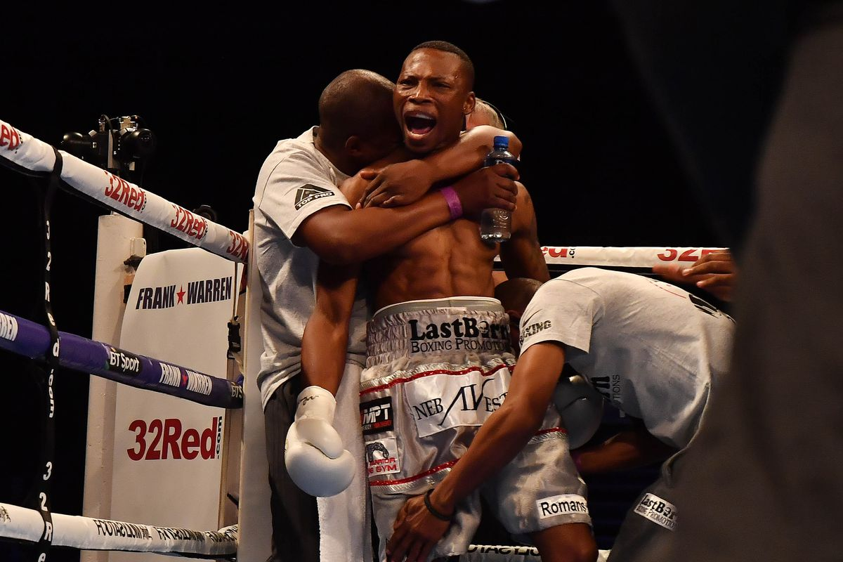 Zolani Tete plans fall return, wants unification or Luis Nery