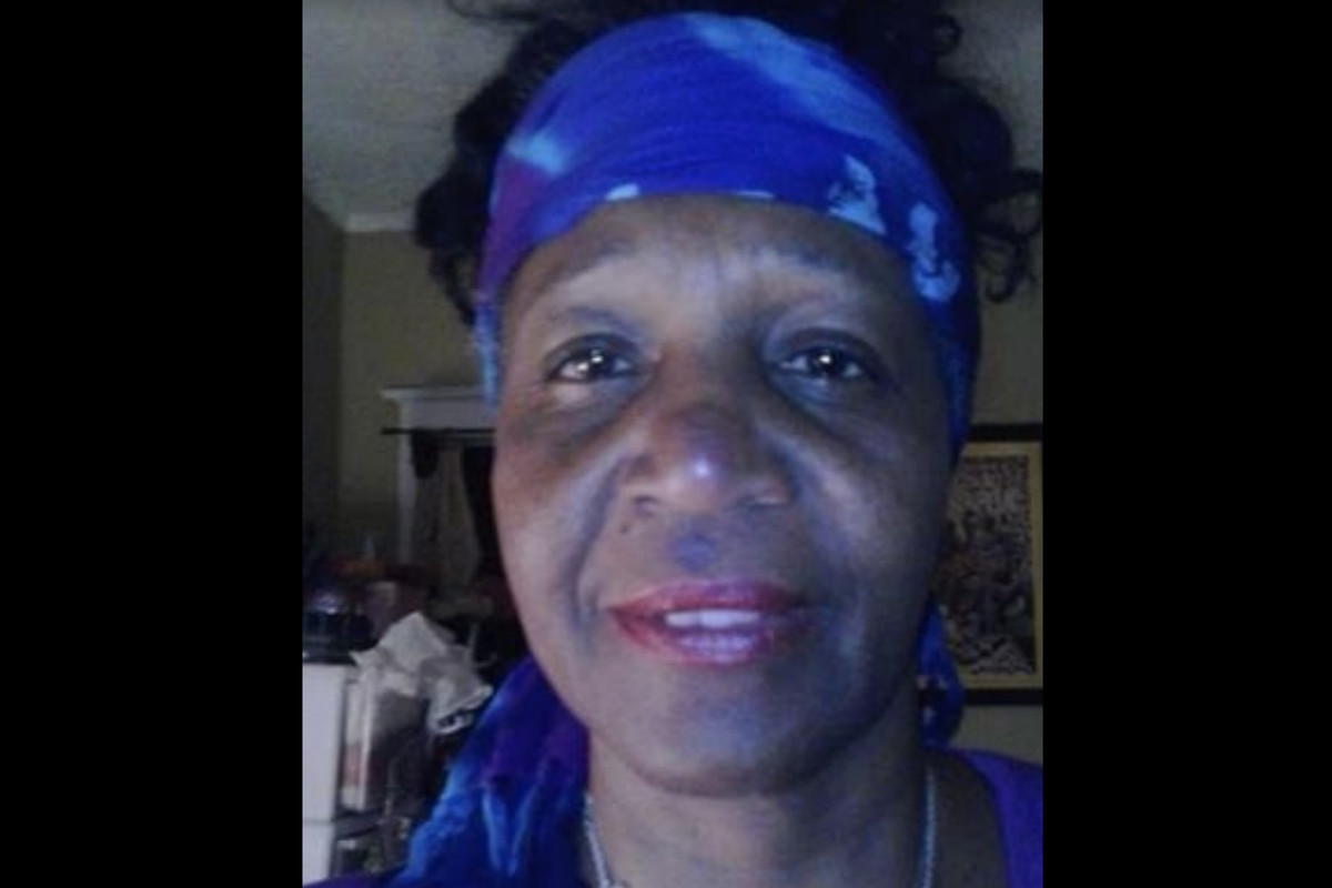 Angela Brinson was reported missing