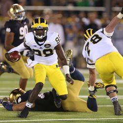 Not a Michigan highlight