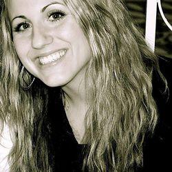 Ashlee Birk in November 2009.