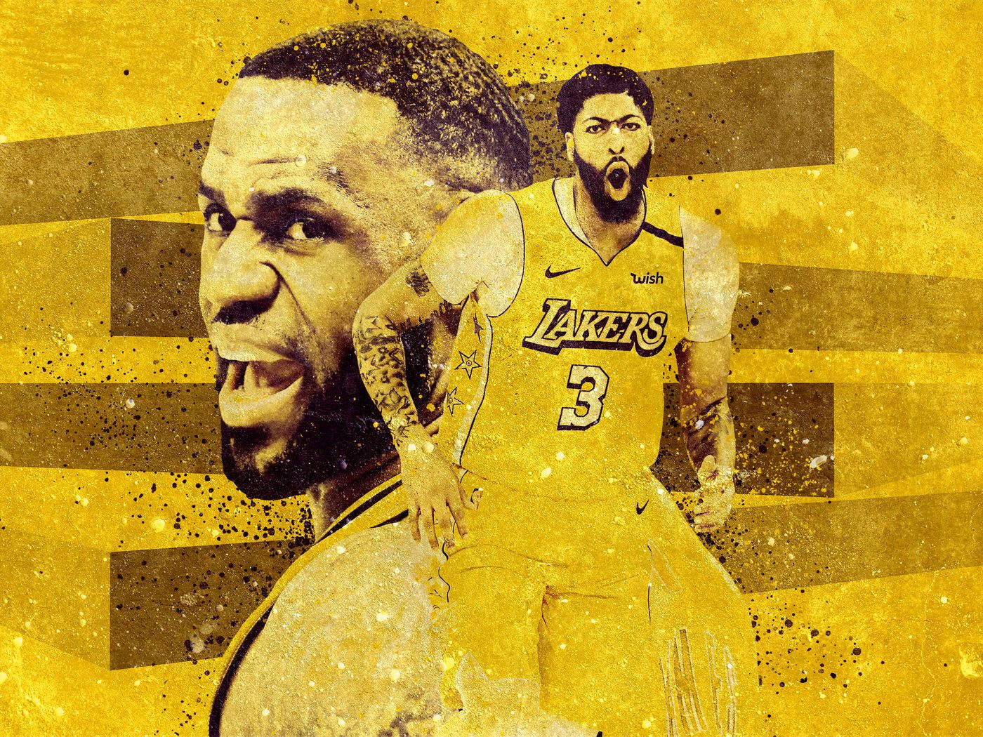 Reintroducing The Contenders Los Angeles Lakers The Ringer