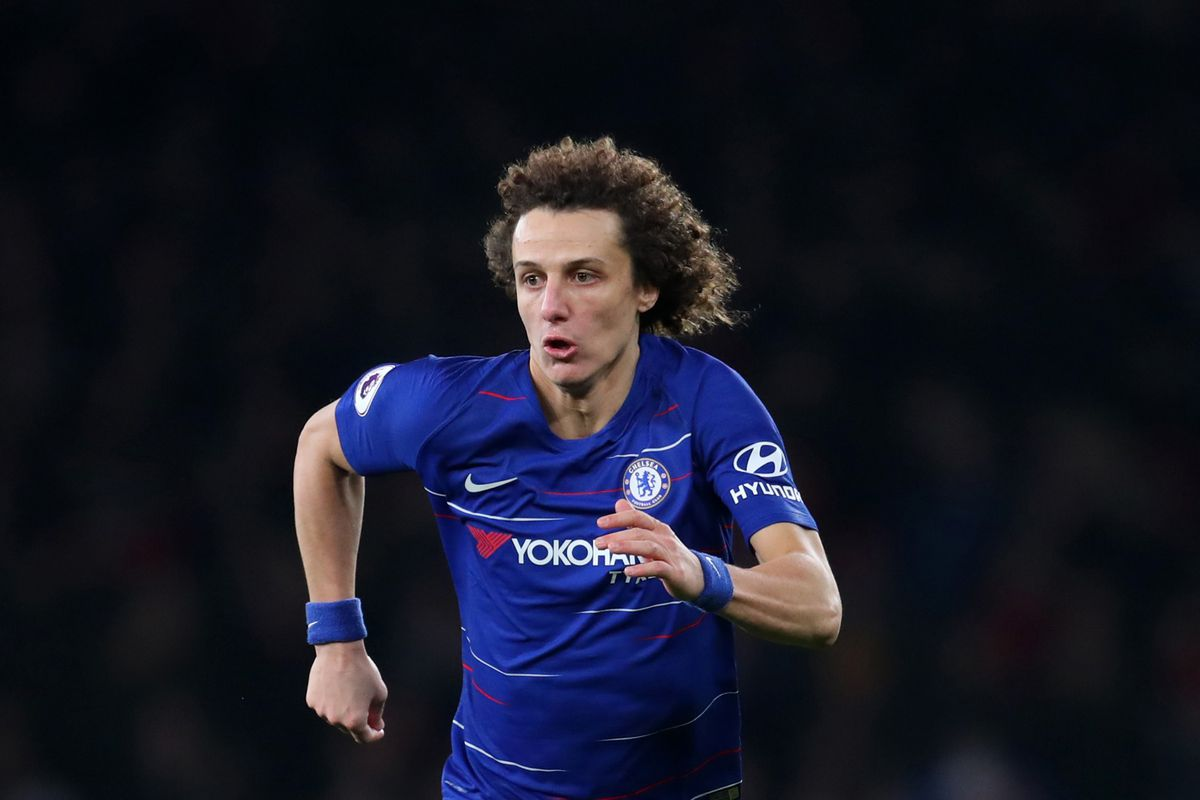 David Luiz proves his class in Chelsea's statement win ...
