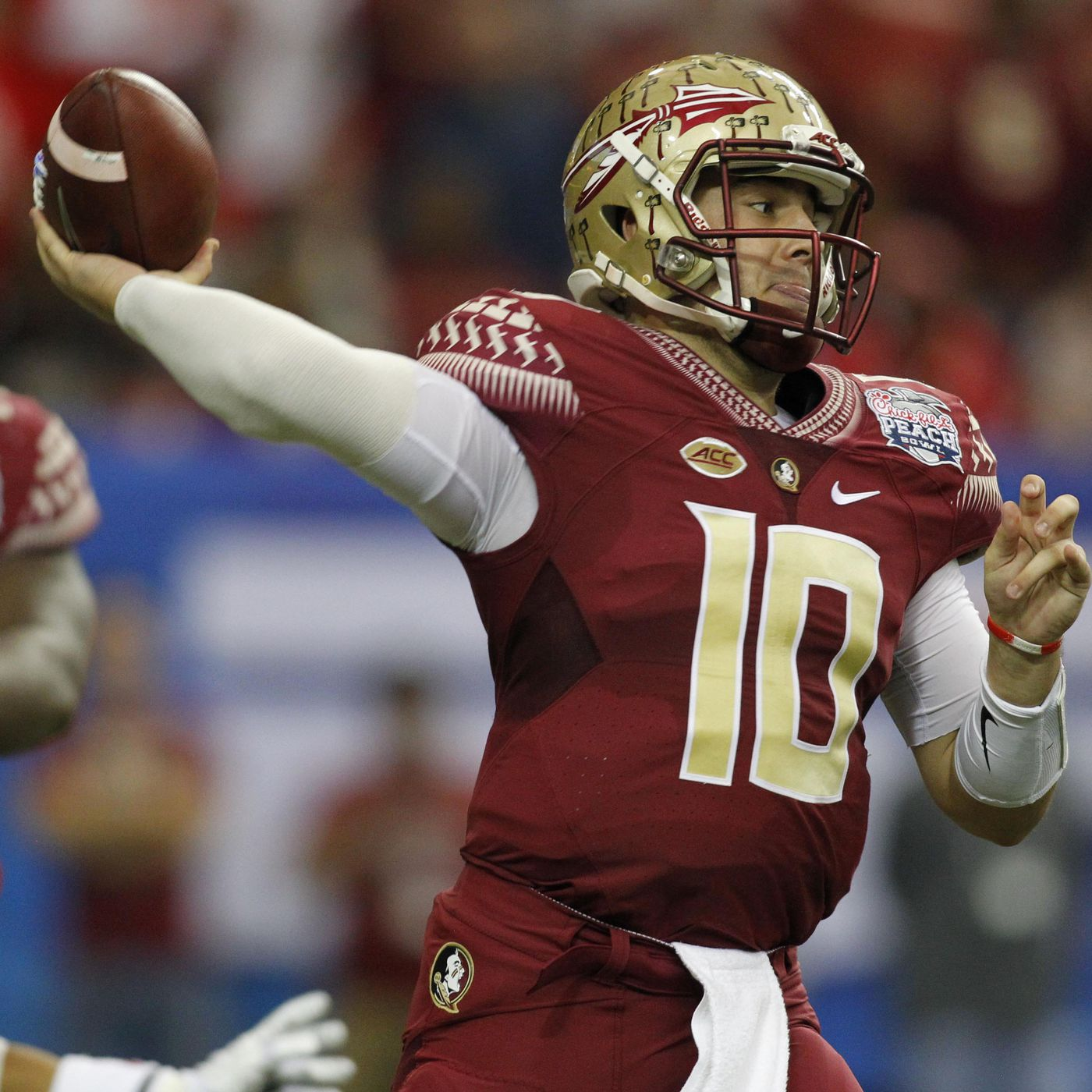 Peach bowl houston vs florida state betting 1-3-2-6 system of betting