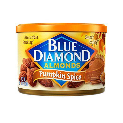 Blue Diamond Pumpkin Spice Almonds
