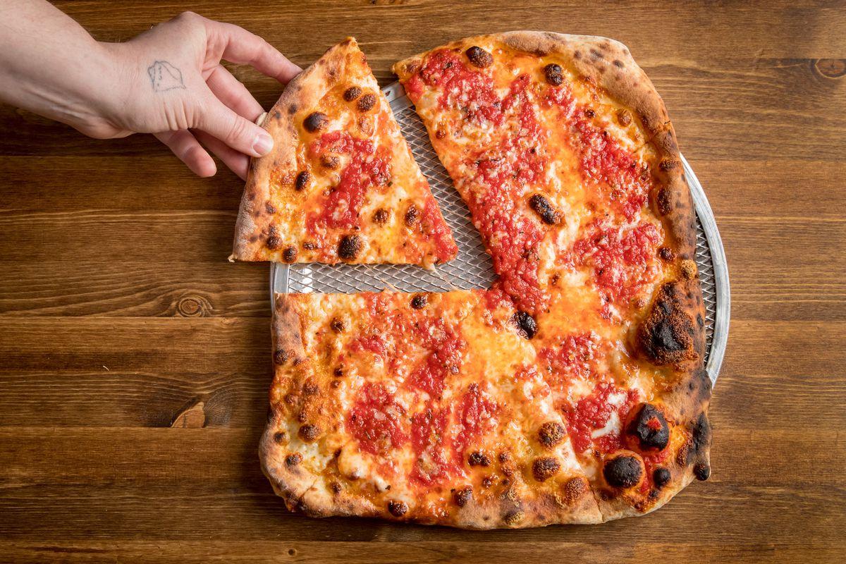 Emily Manhattan's New York-style pie