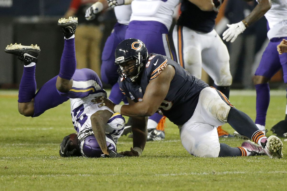 Minnesota Vikings v Chicago Bears