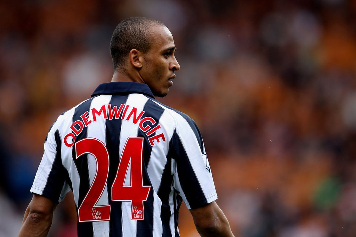 Odemwingie: Bang back in form for Albion