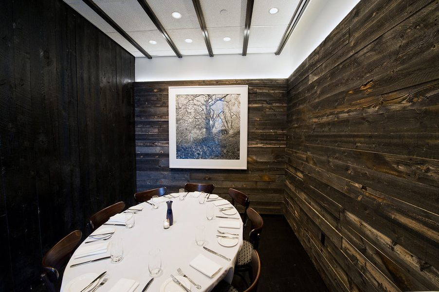 Inside North End Grill Danny Meyer S Bpc Newcomer Eater Ny