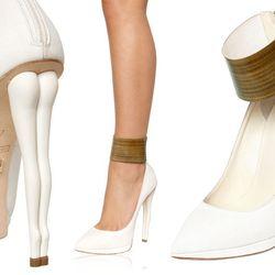 Leggy heels by Dukas