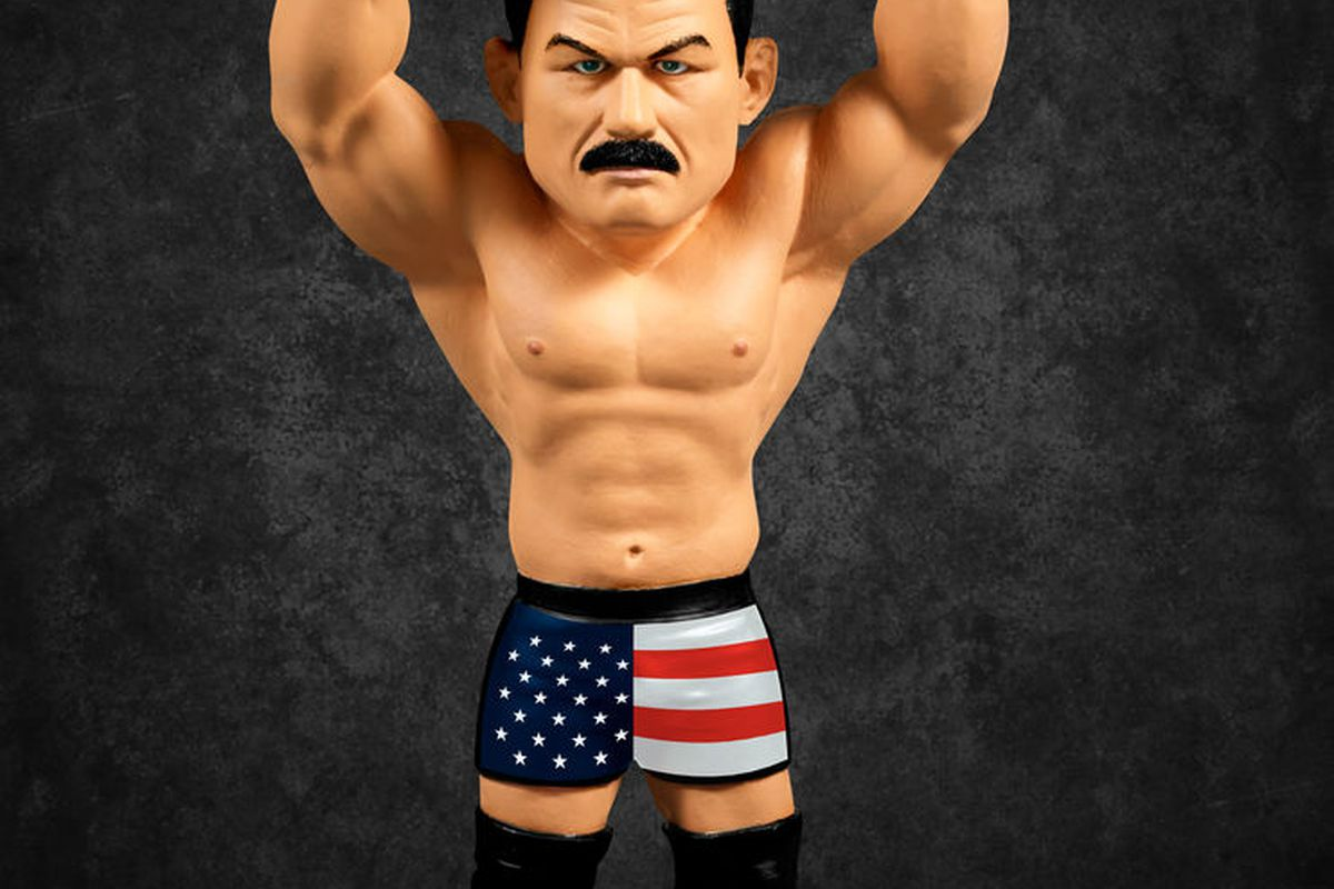 His name is Don Frye and he approves this message.