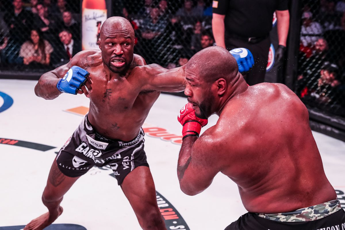 Bellator 175 Results King Mo Lawal Wins Rematch Over Quinton