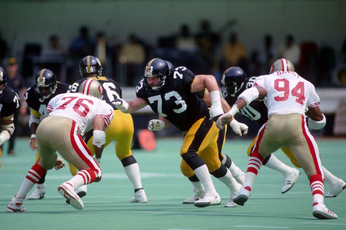 Steelers Craig Wolfley