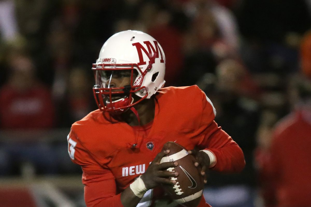 NCAA Football: Boise State at New Mexico