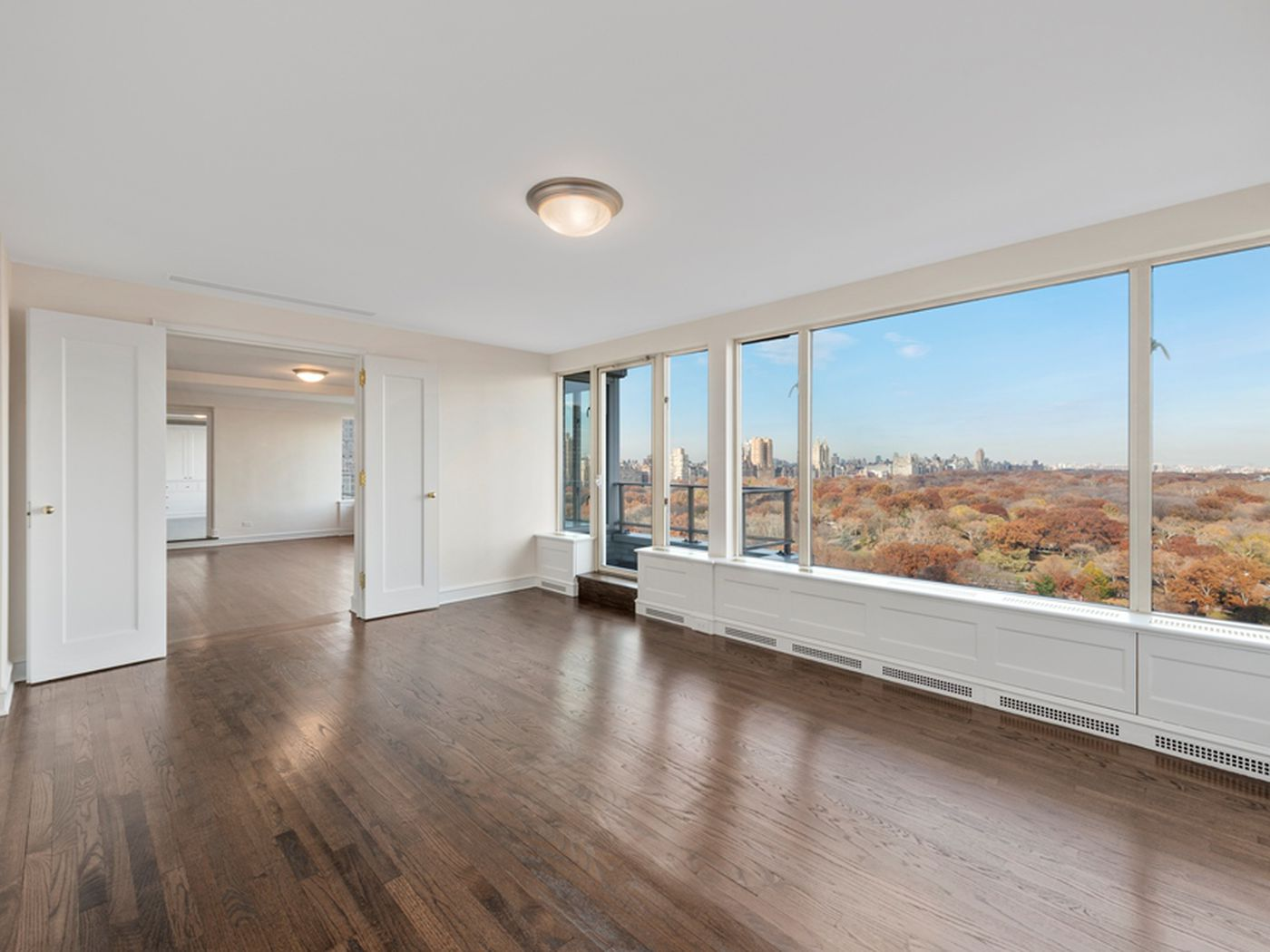 Lady Gaga S Former Central Park Penthouse Is Now A 33k Month Rental Updated Curbed Ny