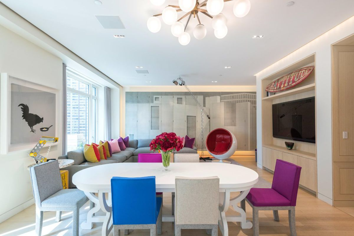 Sting\'s stylish 15 Central Park West duplex hits the market for $56M ...