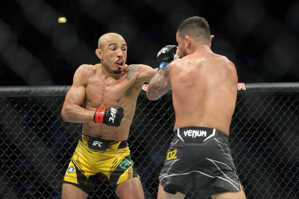 MMA: AUG 07 UFC 265