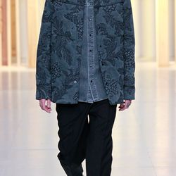 """Quilted western shirt jacket, $300 via <a href=""""https://www.31philliplim.com/Collections/mens/Fall-2014/Ready-to-wear/Look-24.html""""> 3.1 Phillip Lim </a>"""