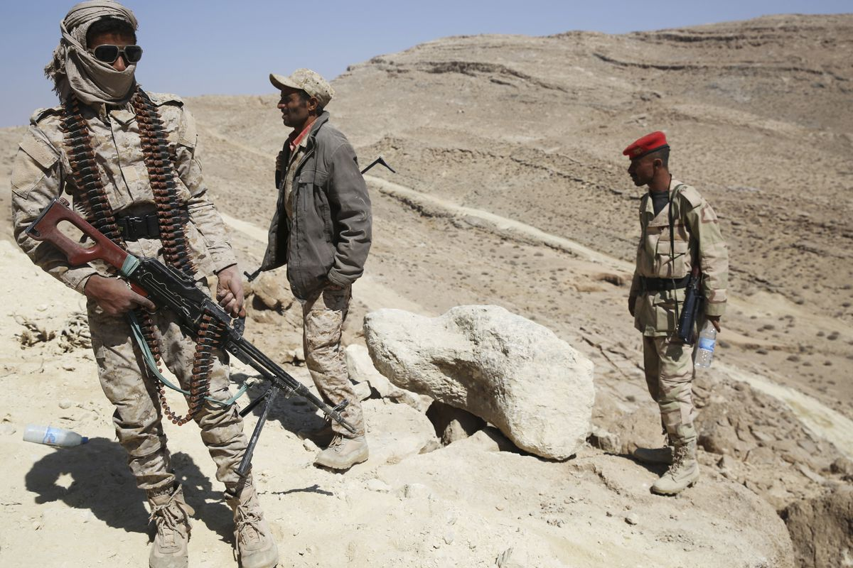 saudi arabia s war in yemen is reportedly being fought by child