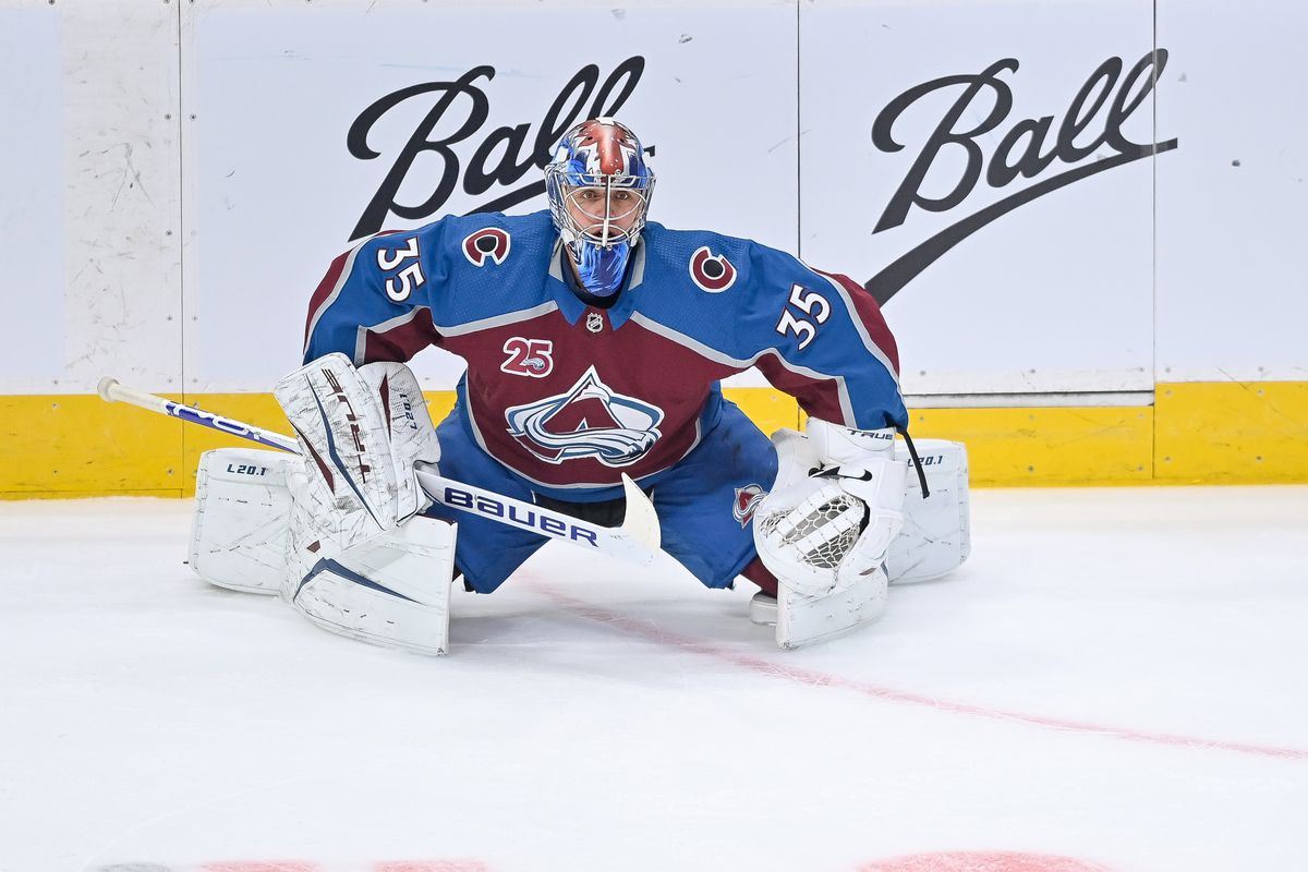 NHL: MAY 19 Stanley Cup Playoffs First Round - Blues at Avalanche