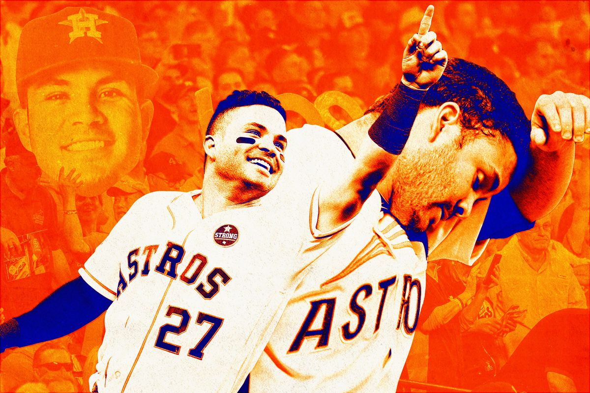 the latest 77d83 db5cb José Altuve Isn't Supposed to Be the Best Player in the ...
