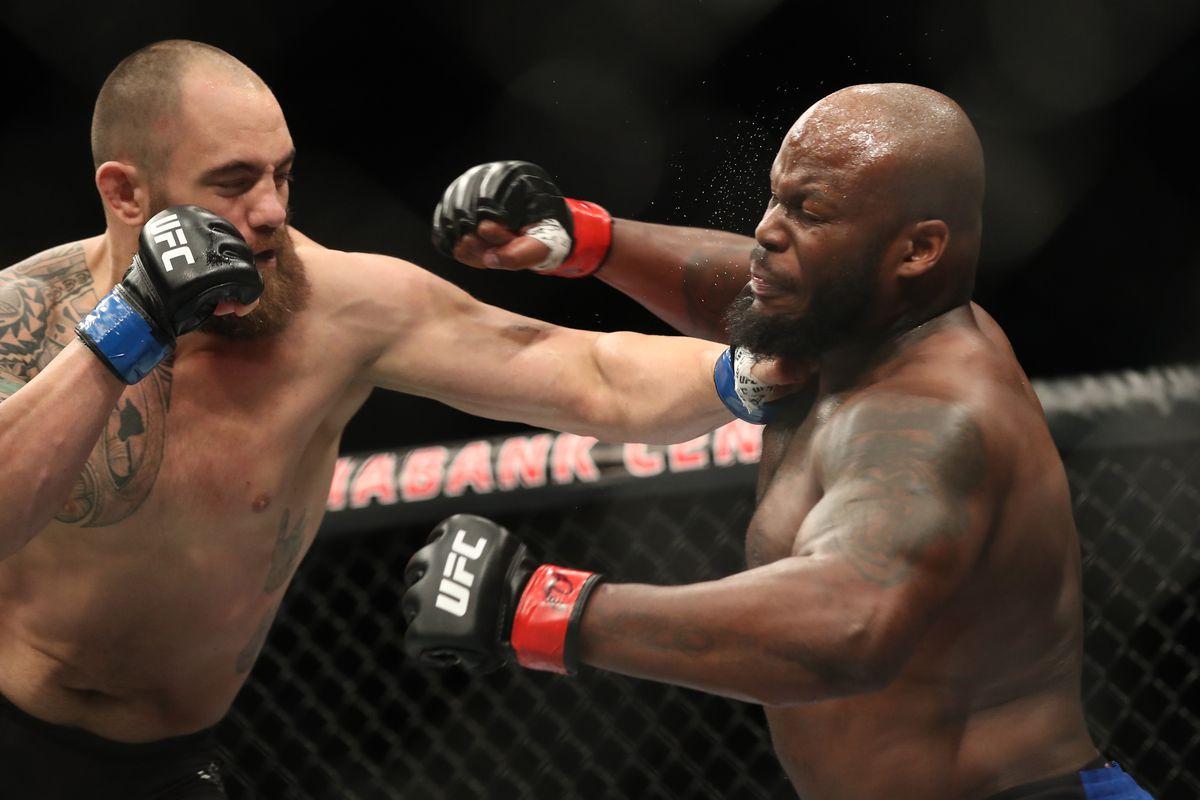 MMA: UFC Fight Night-Lewis vs Browne