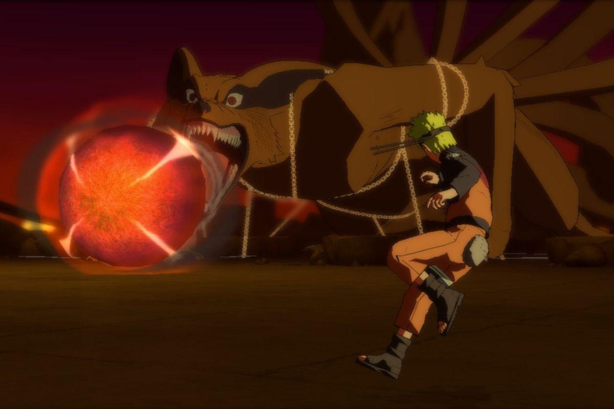 Naruto Shippuden: Ultimate Ninja Storm 3 available on