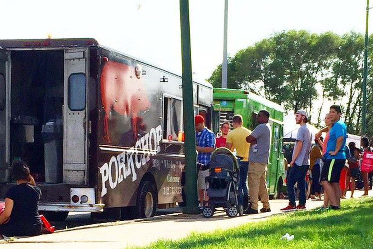 Food Trucks May Start Docking At O Hare And Midway Airports Eater