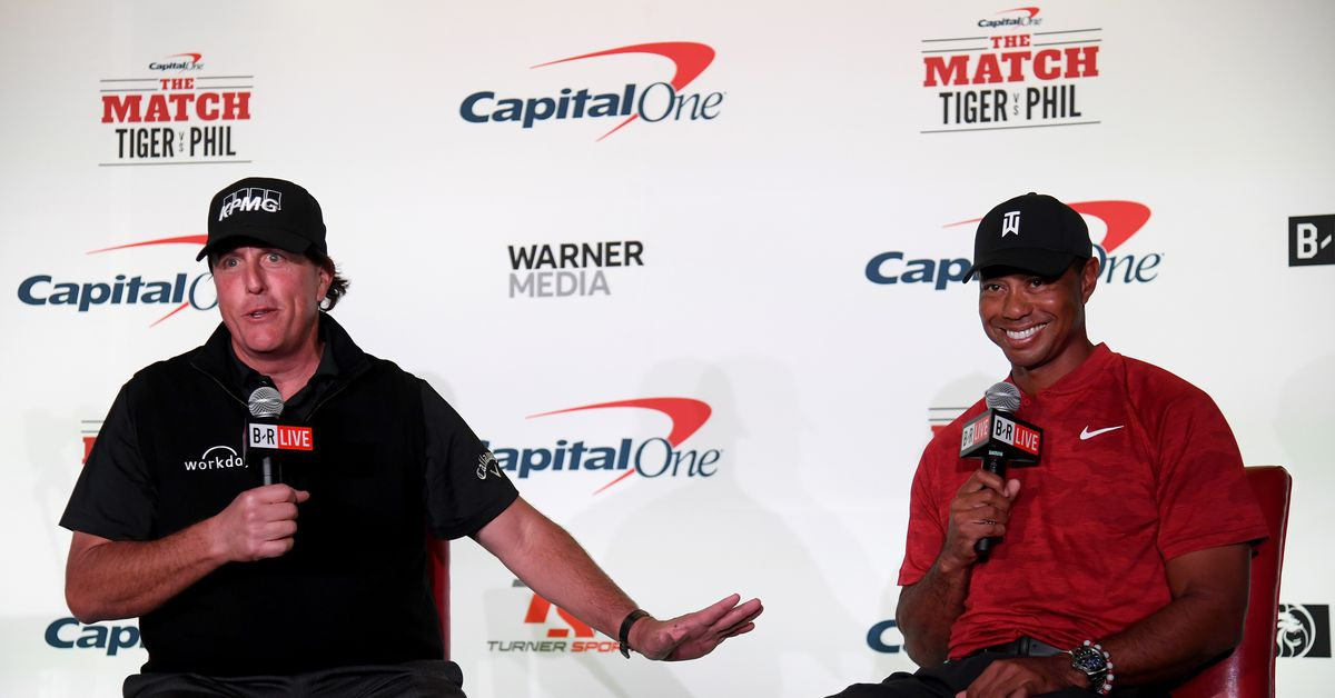 Can you bet on tiger vs phil in real time qora crypto currency exchange
