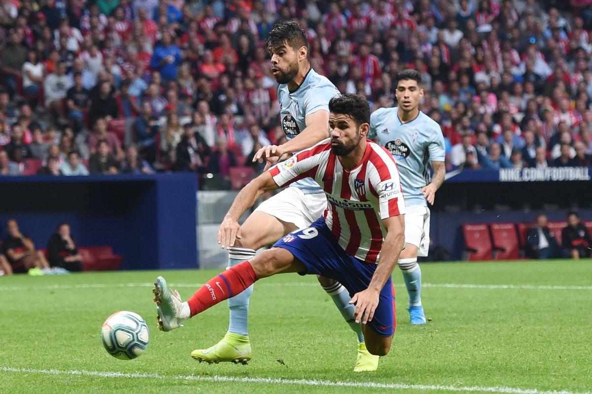 Atlético Madrid 0-0 Celta Vigo: Hard work at the Wanda - Into the Calderon