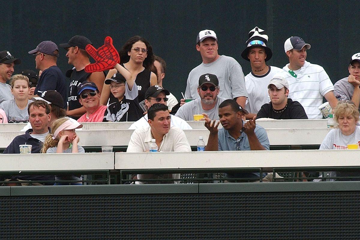 Braves v White Sox
